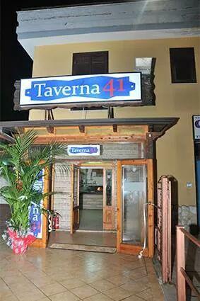 taverna 41
