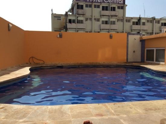 Hotel gran via veracruz mexique voir les tarifs et for Piscine 91700