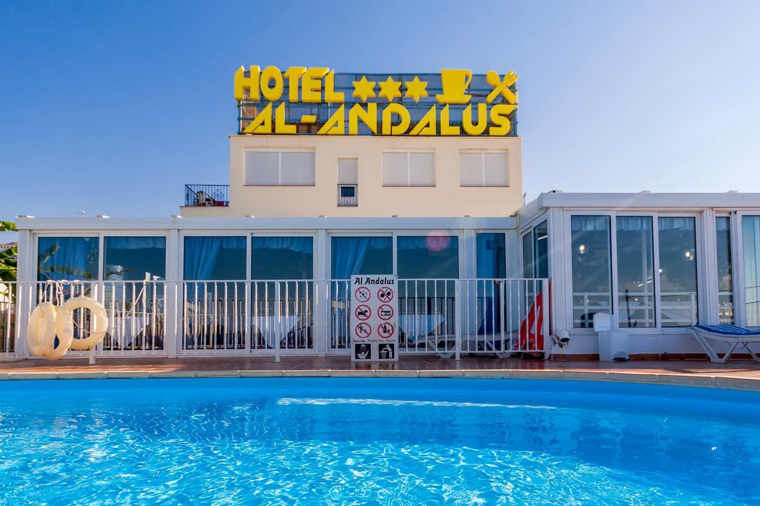 Hotel Al-Andalus Nerja