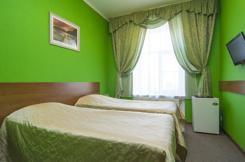 Premiere Hotel on Soyuza Pechatnikov