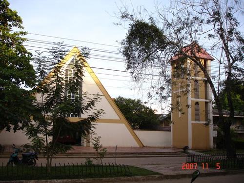 Catedral de San Jose del Guaviare