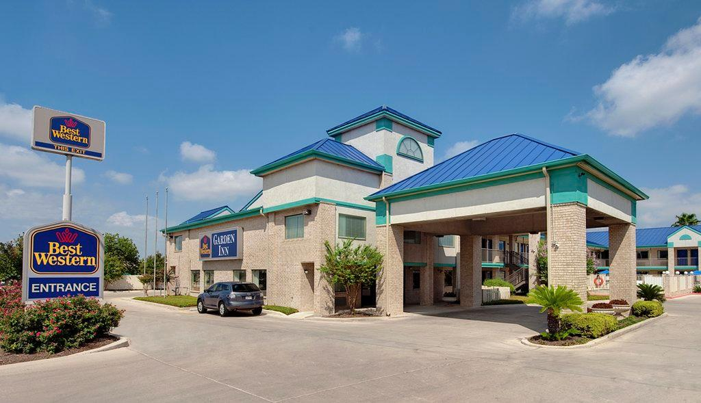 Best Western Garden Inn San Antonio Texas Motel Reviews