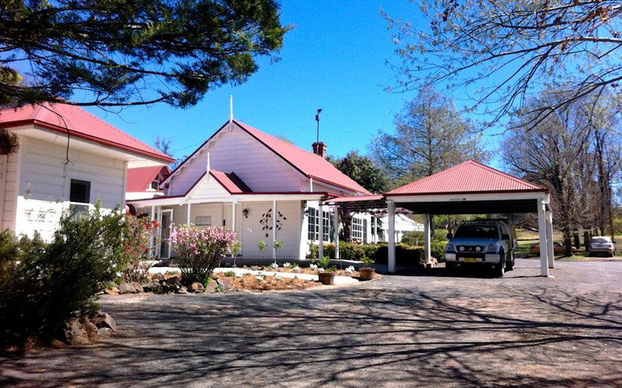 摩爾公園飯店