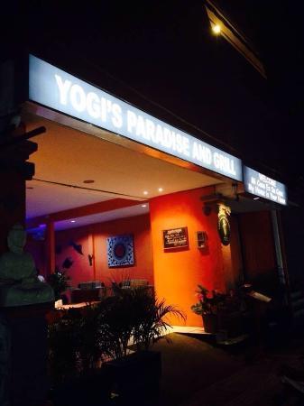 Yogi's Paradise and Grill