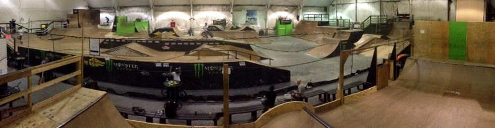 Incline Club Skatepark
