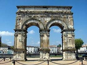 ‪Arc de Germanicus‬