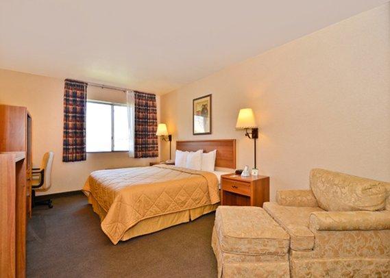 Comfort Inn - Lone Pine