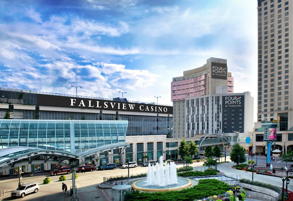 Hotels near fallsview casino canada