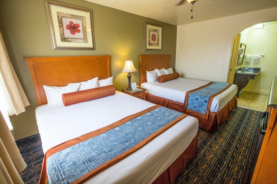 Beachwalker Inn & Suites