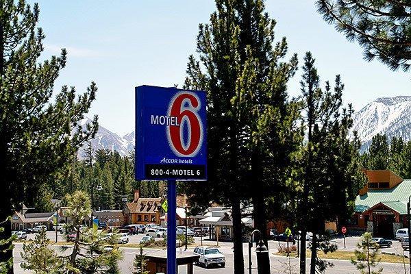 モーテル 6 マンモス レイク