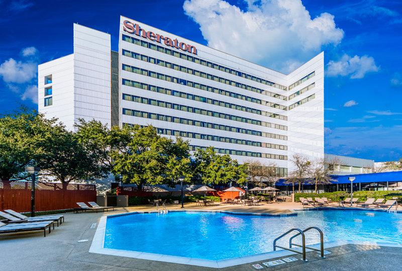 Sheraton North Houston at George Bush Intercontinental