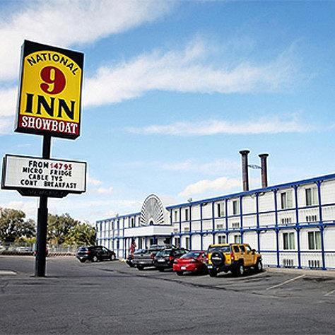 National 9 Inn Casper Showboat Motel