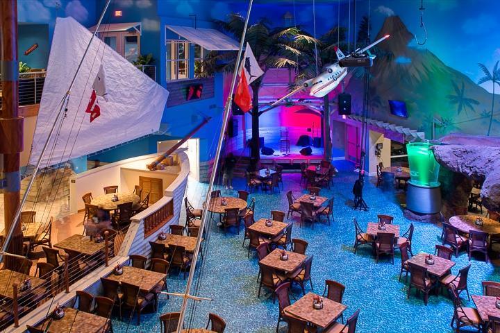 Margaritaville casino hotel bossier city la