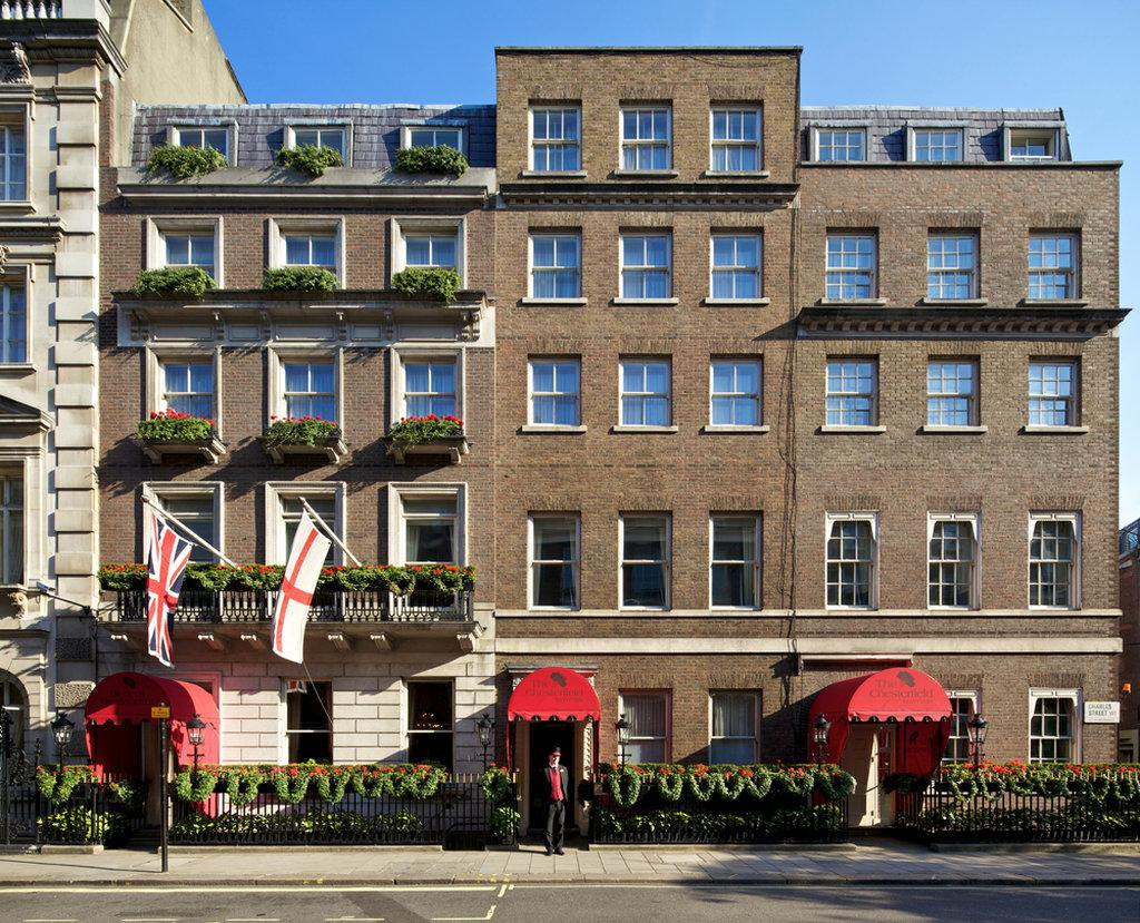 The Chesterfield Mayfair London England Hotel Reviews
