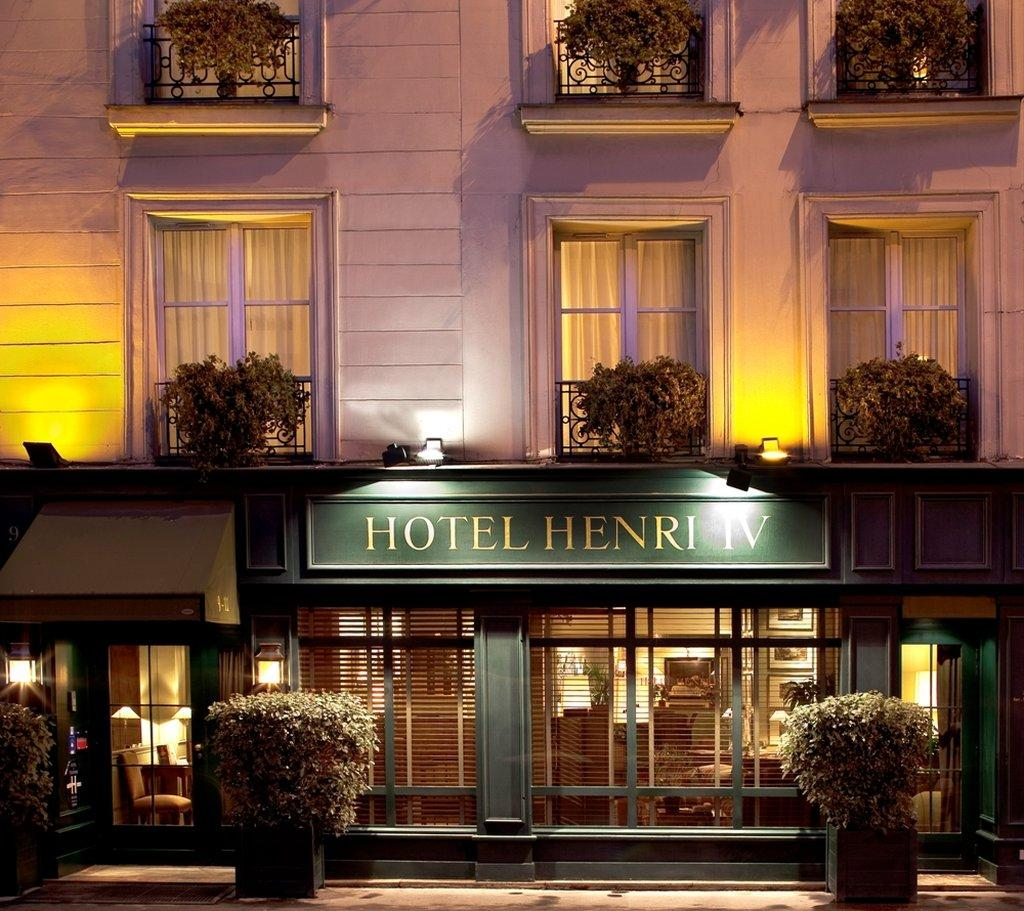 Henri IV Rive Gauche Hotel