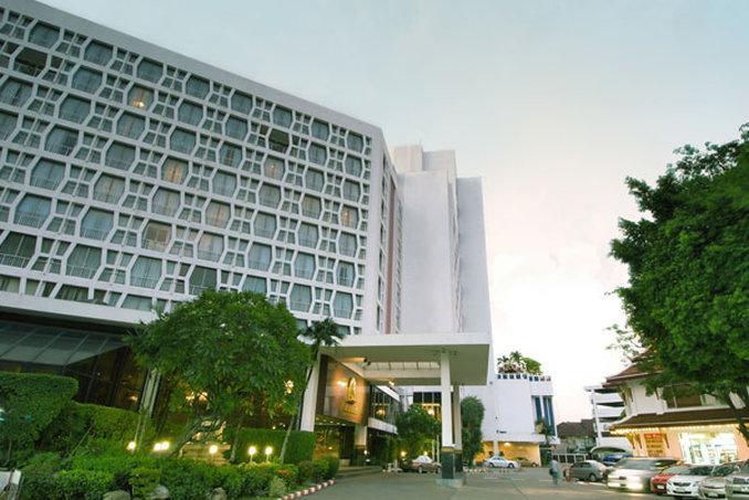 몬티엔 호텔 방콕