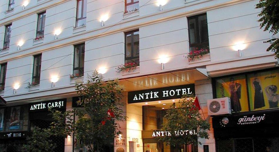 アンティーク ホテル