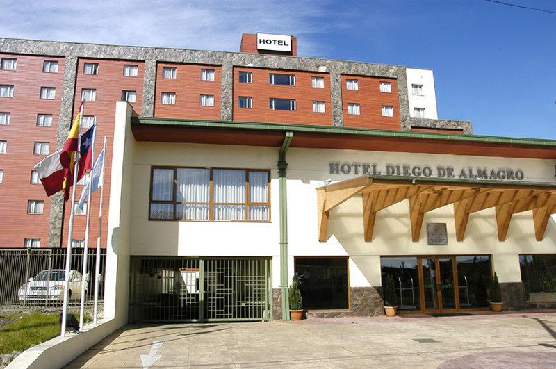 호텔 디에고 데 알마그로 푸에르토 몬트