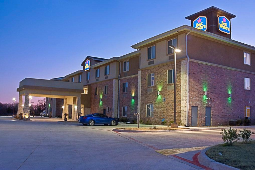 貝斯特韋斯特布伊套房旅館