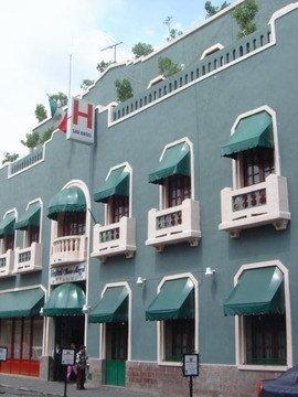 ホテル サン アンヘル