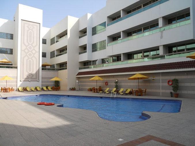 오아시스 코트 호텔 아파트
