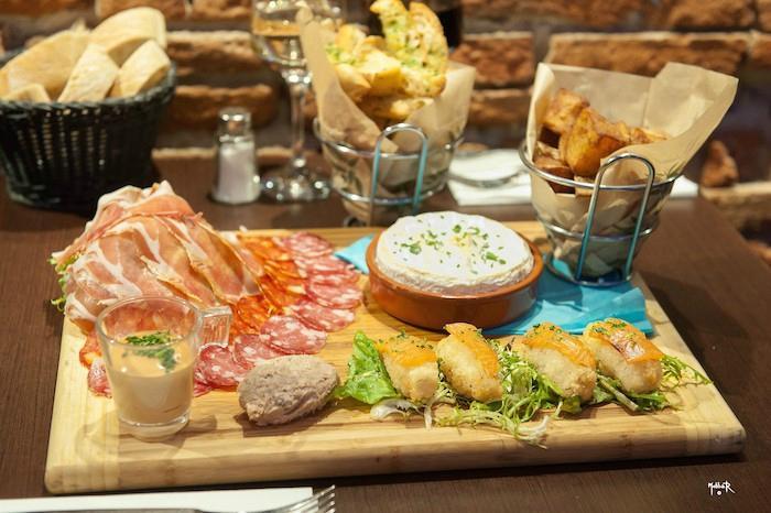 Restaurant au comptoir et a table dans toulouse avec for O cuisine toulouse