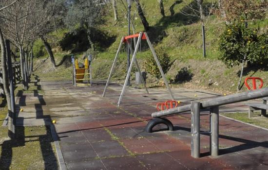 Parque de Lazer de Ourilhe