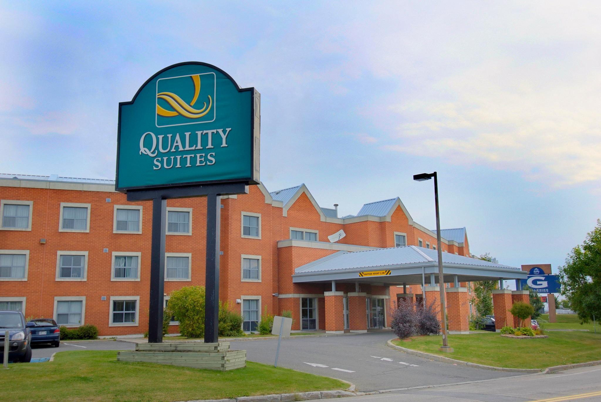 Quality Suites Quebec City