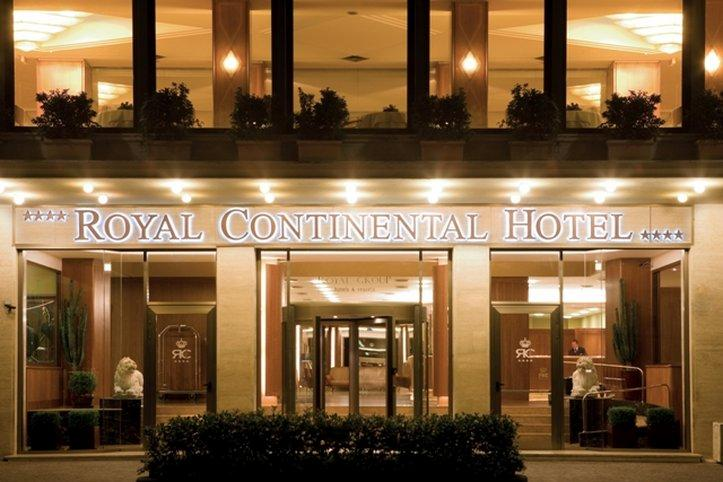 ‪Royal Continental Hotel‬