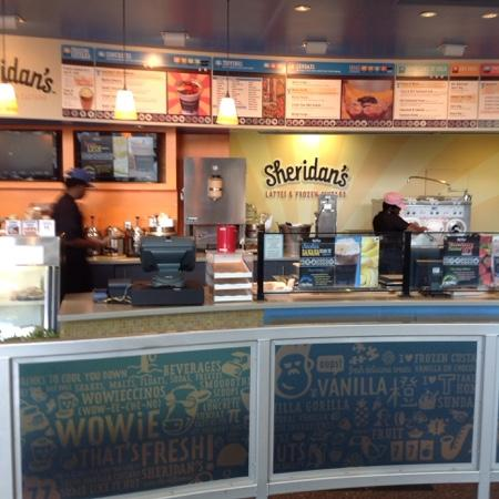 Sheridan's Lattes and Frozen