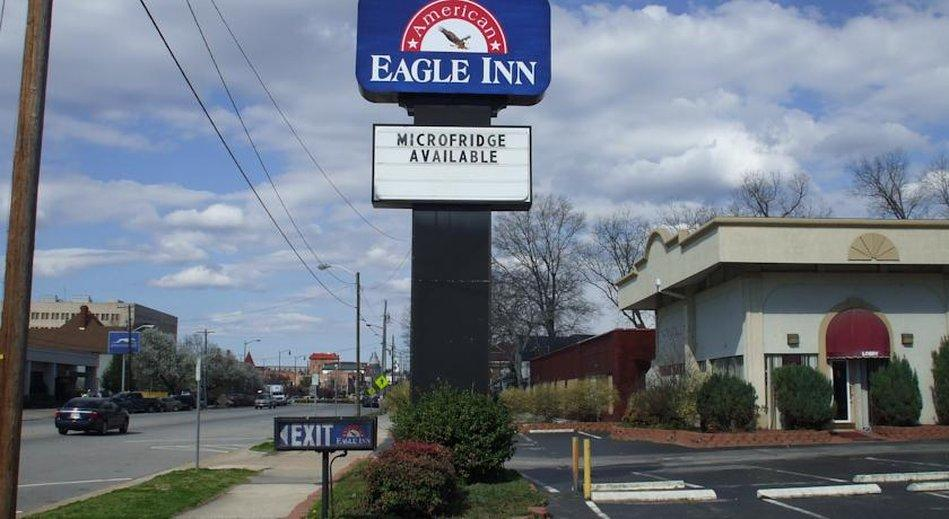 American Eagle Inn - Fayetteville / Ft. Bragg / Pope AFB