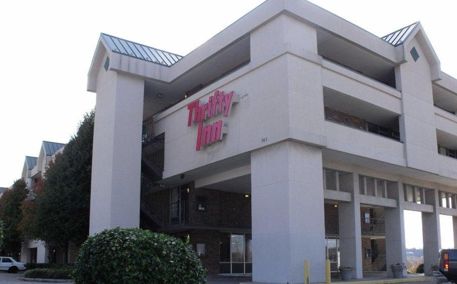 納什維爾經濟旅館