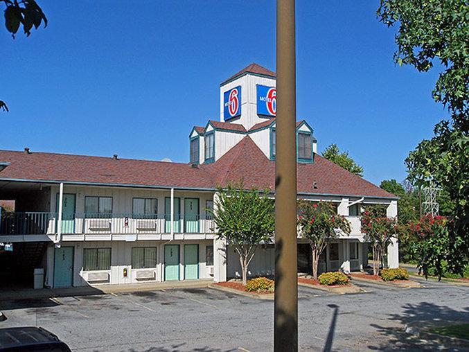 Motel 6 Spartanburg