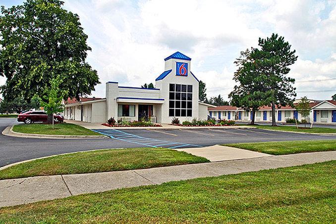 モーテル 6 アナーバー