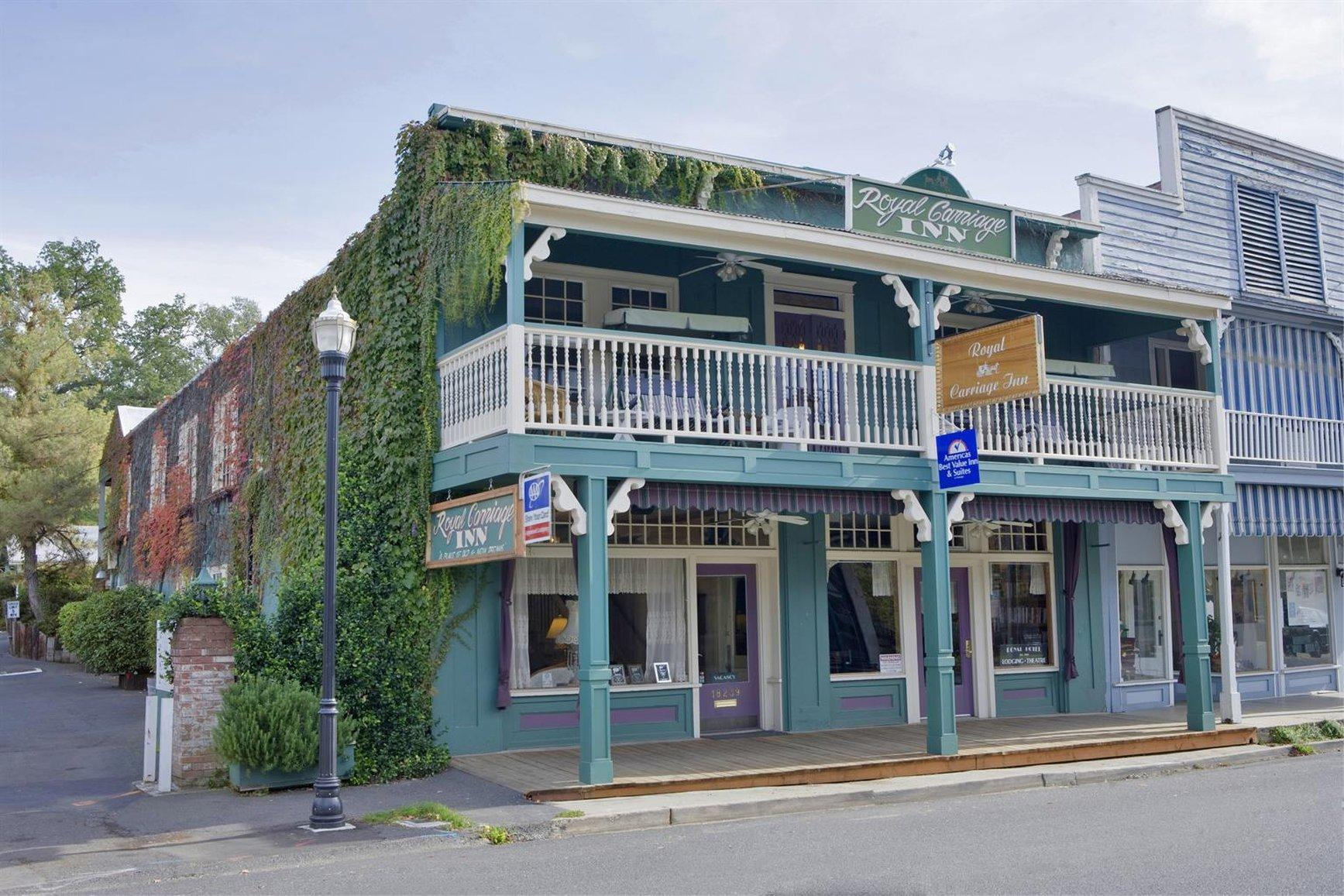 Americas Best Value Inn & Suites - Royal Carriage