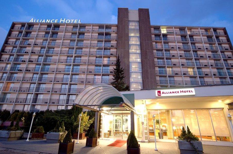 Alliance Hotel Liege - Palais des congres