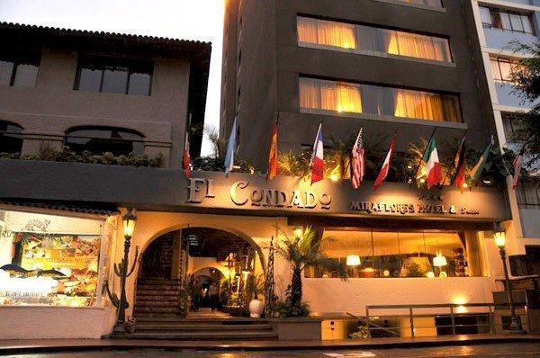 El Condado Miraflores Hotel & Suites