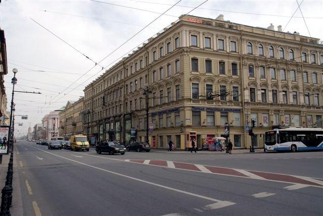 Nevsky Inn 1 Bed and Breakfast