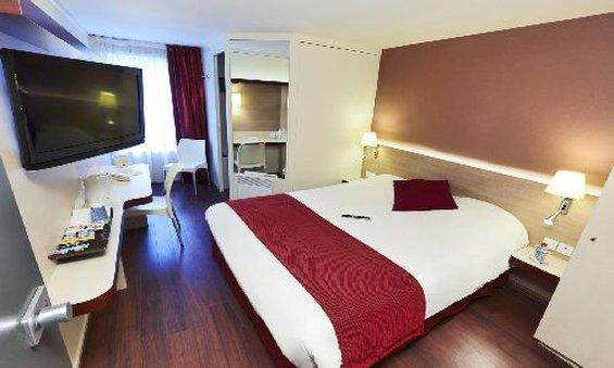 Brit Hotel Caen Nord - Mémorial