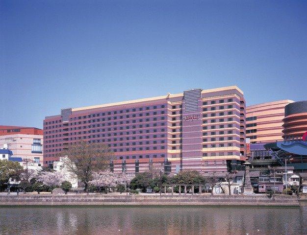 โรงแรมแกรนด์ ไฮแอท ฟูกูโอกะ