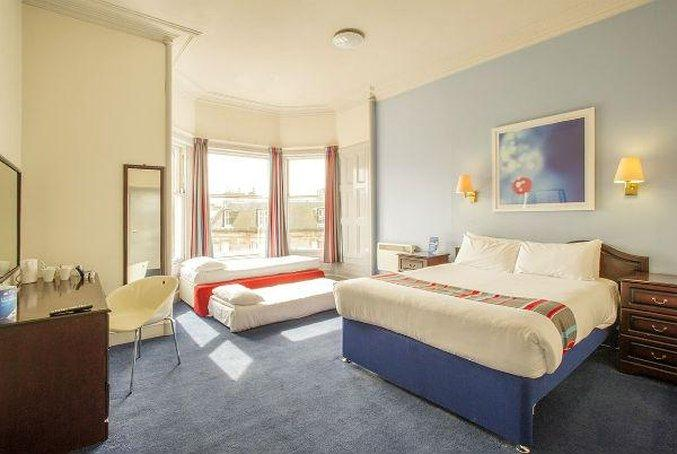 Travelodge Edinburgh Haymarket Hotel