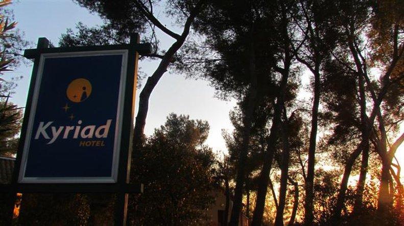 Kyriad Montpellier Nord - Parc Euromedecine