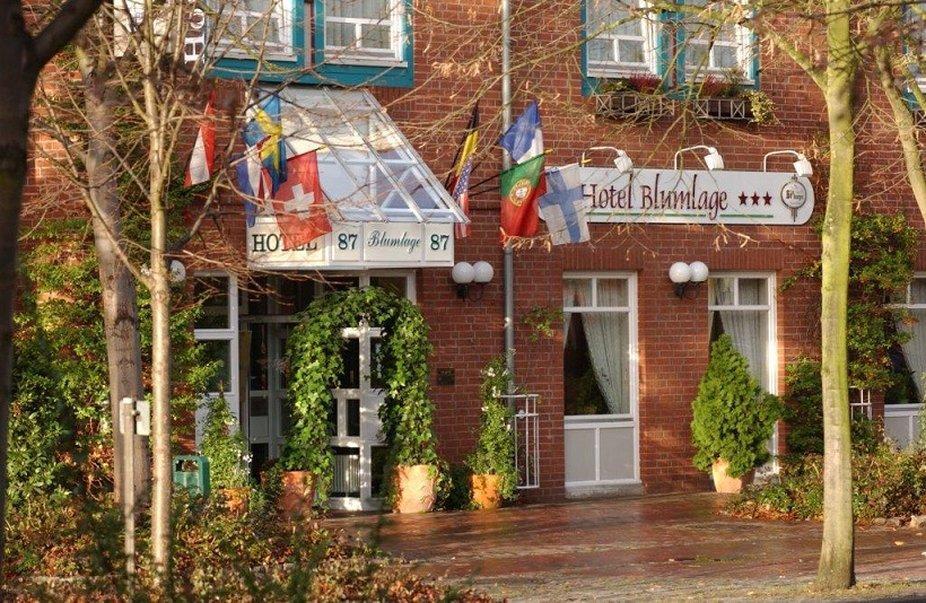 Hotel Blumlage