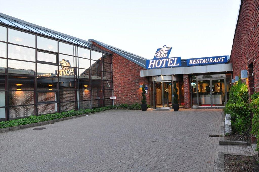 Hotel Frederik den II