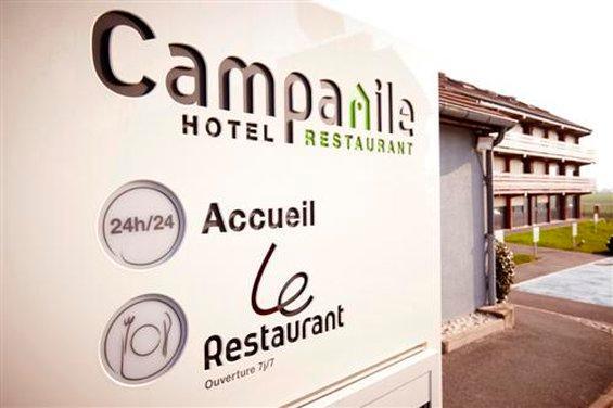 Campanile Villejust - ZA Courtaboeuf
