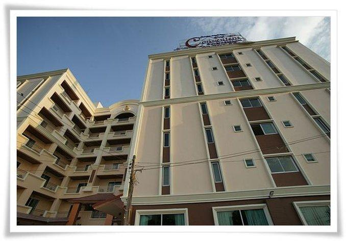 โรงแรมคอนวีเนียนท์ แกรนด์