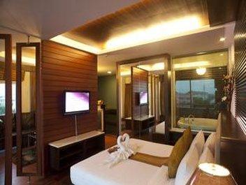 曼谷套房機場酒店