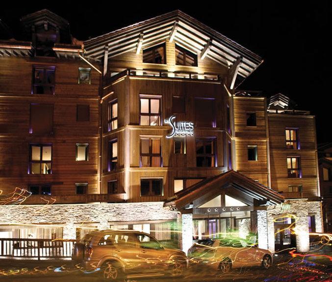 彭蒂涅爾套房酒店