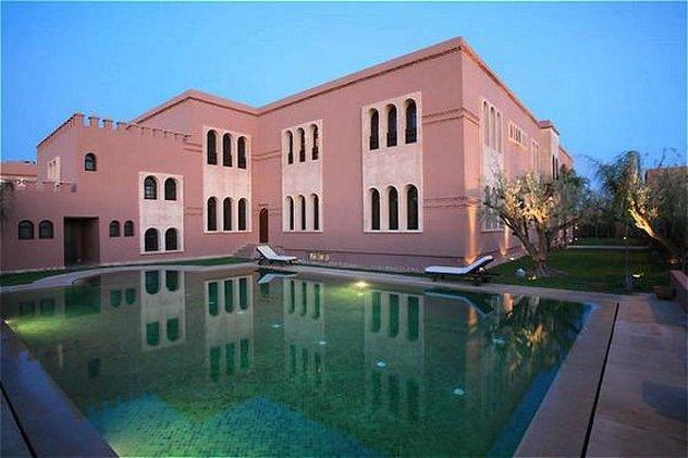 アル ファシア アグエダル ホテル