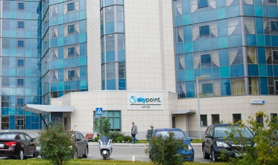 SkyPoint Sheremetyevo Hotel